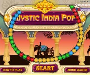 Волшебные индийские шарики